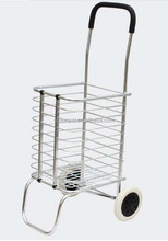 2015 Aluminum foldable shopping trolley