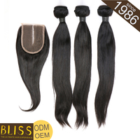 Prompt Delivery Could Be Dyed Any Color Cheap Brazilian Hair Weave Natural Hair For Black Women