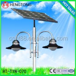 solar led garden light with CE