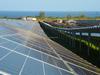 10-80watt Poly Solar Panel For Solar Roof System 40watt