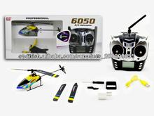 ¡Nuevo! SHtoys 6050 6CH 3D RC helicóptero con giroscopio