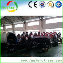 China Entertainment 7D Cinema Equipment Motion 7D Play Cinema For Sale, play toy entertainment