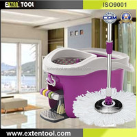 Soft Removable Heavy Duty Cleaning Wringer Mop Bucket