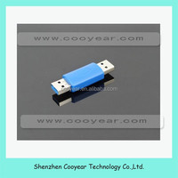 USB 3.0 AM male to AM male connectors (Blue),paypal is accepted