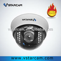 VStarcam T7812IP PnP 1.0 MP wireless video surveillance Wired wall-mounted dome support smartphone 2 megapixel ip cctv camera