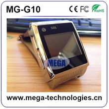 New arrived 3G Wifi Smart Dual Sim Bluetooth Watch Android Phone waterproof