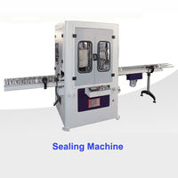 Automatic Vertical Tin Can Sealing Machine for Food Can Making Line