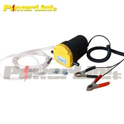 12V Oil Fluid Extractor Transfer Pump Electric Siphon Car Motorbike Remove BST1017