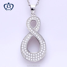 Wholesale China Manufacturer 925 Sterling Silver Jewelry