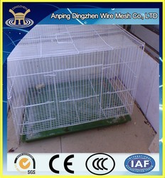 Used Iron Fence Dog Kennel Popular in Africa / Iron Fence Dog Kennel For Sale