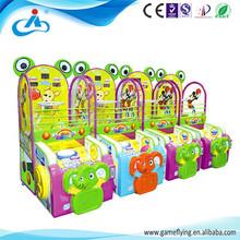 2015 Kids simulator arcade basketball game machine,coin operated game machine