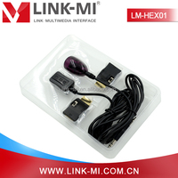 LM-HEX01 25m Audio Video 3.5mm Headphone Jack HDMI IR Remote Extender