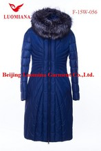 high quality clothing fashion dress for women winter jacket cheap wholesale in china F15W-056