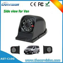 2015 New Side view vehicle back up cameras for Sprinter/GMC/Fiat/Ford vans