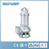 OCEAN stainless steel submersible sewage pump