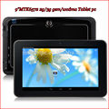 mtk6572 dual core com gps bluetooth telefone tablet pc 9 polegada tablet pc 3g