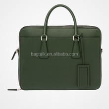 Customized Mellow Wind Amazing High Quality Leather Briefcase