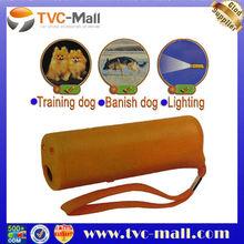 Clever Dog Ultrasonic Training dog Banish Dog Machine w/ Flashlight