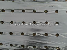 micro-perforated pe agriculture mulch film