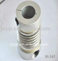 KTR JB2-40metal bellow coupling tube shaft Power Transmission Flexible Shaft aluminium pipe clamp
