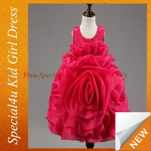 Excellent quality latest design baby frock names of girls dresses SFUBD-907