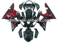 For Yamaha YZFR1 YZF R1 2000-2001 Injection ABS Plastic Fairing Body Work kit
