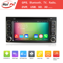 Quad Core Android 4.4 Capacitive car dvd gps for Subaru Forester with mirror link