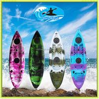 2015 New color Sunrise Angler Sea kayak/Made in China /Cheap kayaks mini speed boat