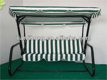 3 seat outdoor garden patio swings