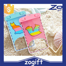 ZOGIFT Universal Water Proof PVC smartphone mobile phone case waterproof pouch