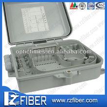 Outdoor Waterproof 12 Core 16 Core 24 Core FDB FTTH Fiber Optical Box