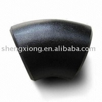 45 Degree Carbon Steel Pipe Fitting with Varnish and Hot Galvanized Surface Treatment