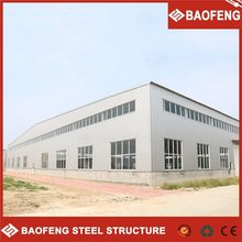 prefabricated living temporary warehouse manufacturer in china