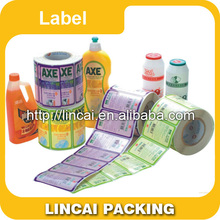 High Quality cheap Price Adheisve Labels