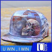 wholesale flat skull cap