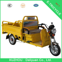 electric passenger tricycle three wheel electric motor scooter cargo