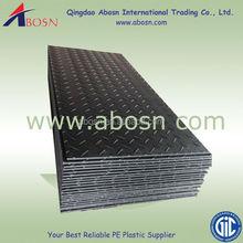 High performance truck mat/polyethylene plastic floor mat