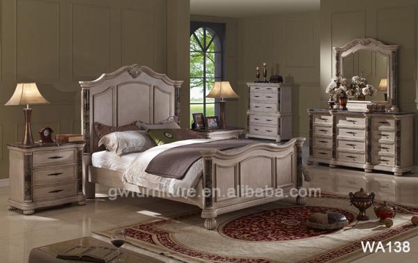 Hand Carved Bedroom Furniture : hand carved solid wood furniture for bedroom,black classic bedroom ...