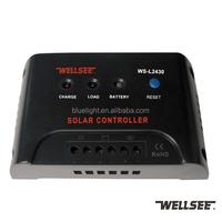 Programmable Logic Controller WS-L2430 20A/30A photovoltaic controller