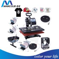 8 in 1 multifunction combo heat press machine