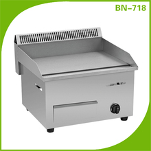 Catering Appliance Table Top Gas Griddle (lpg or ng gas) 550mm