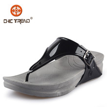 2015 Ladies Summer beach Slippers Plastic Clear PVC Jelly Bathroom Flip-flops Leisure Flat sandal shoes