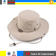 colorful cotton fishing bucket hat supplier