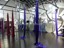 Colorful Pole Dance Silk