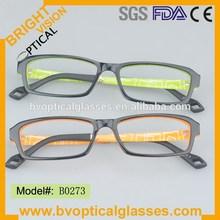 El mejor venta caliente con calidad encuadran para lentes ópticos