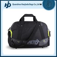 custom printed waterproof travel bag for men