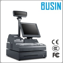 BUSIN KG2-H2180 32G SSD pos terminal china /restaurant pos terminal with nfc reader
