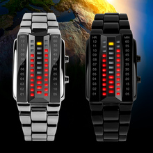 smart binary metal student quartz high quality sport new business watch chinese goods wholesale