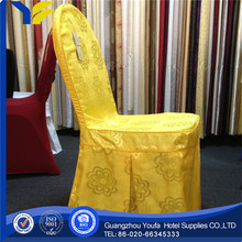 hotel best selling products 2014 wholesale wedding chair cover with organza sashes manufacturer