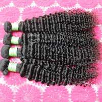 High quality tight curly brazilian hair bundles for sale